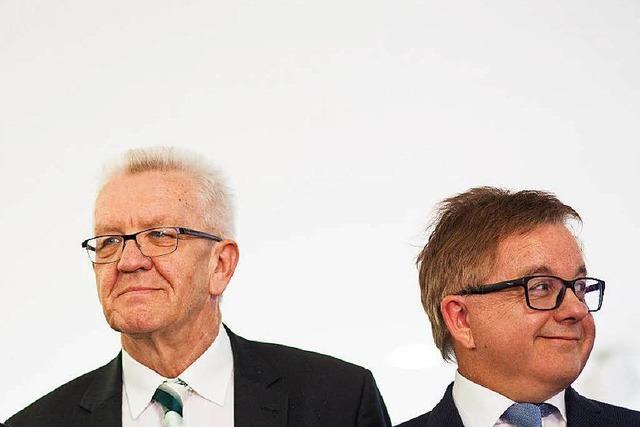 Wer folgt auf den glücklosen CDU-Spitzenkandidaten Guido Wolf?
