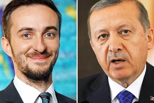 Erdogan stellt Strafantrag gegen Böhmermann – Bundesregierung prüft