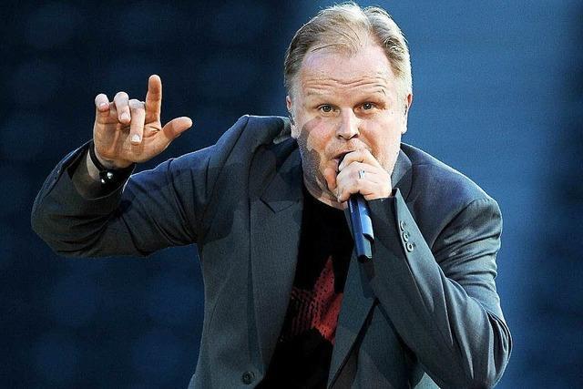 Sänger Herbert Grönemeyer wird 60 Jahre alt