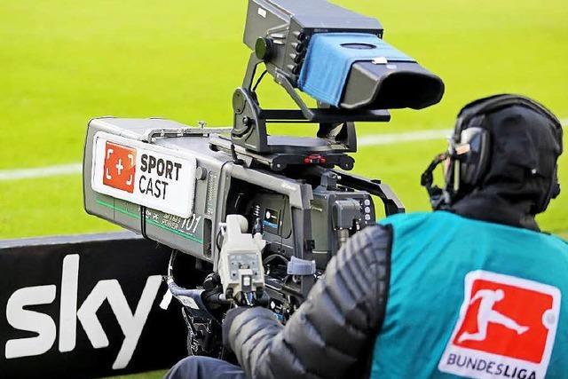 Bundeskartellamt kippt Monopol von Sky bei TV-Übertragung