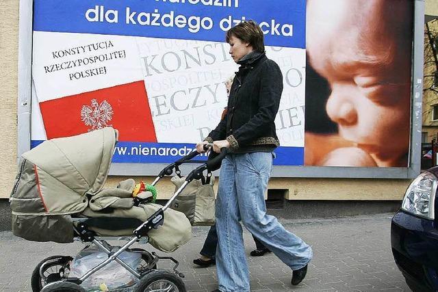Drohendes Verbot: Ist bald jede Abtreibung in Polen strafbar?