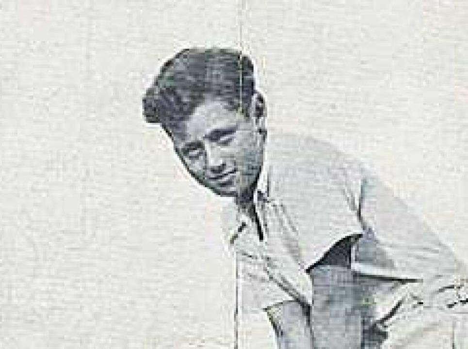 Jack Alexander Eation,  Cricket und Bo...cke, die er für andere getragen hatte.  | Foto: Archivbild