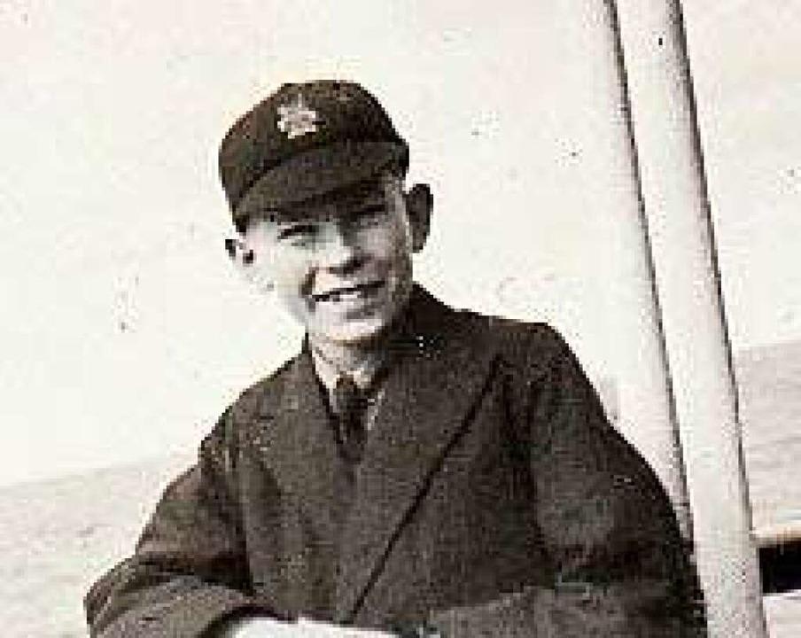 Ken Osborne war mit 12 Jahren der jüng...lück und schrieb ein Tagebuch darüber.  | Foto: xx