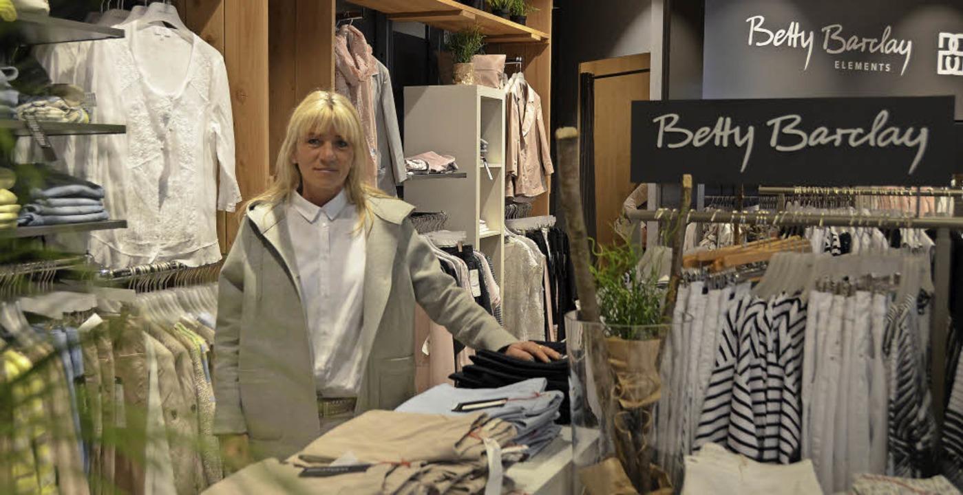 Stets für den Kunden im Einsatz: Stephanie Kandetzki     Foto: Anita Fertl