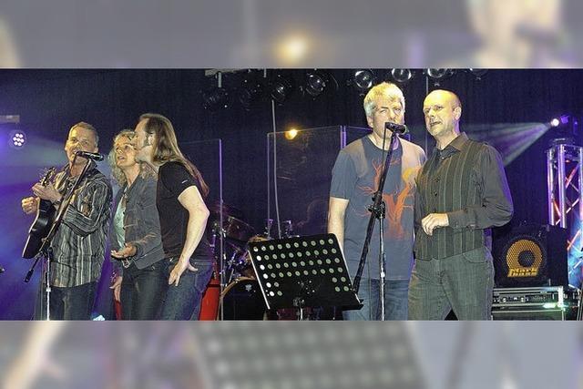 Gelungene Premiere für Rock-Nacht in Riegel