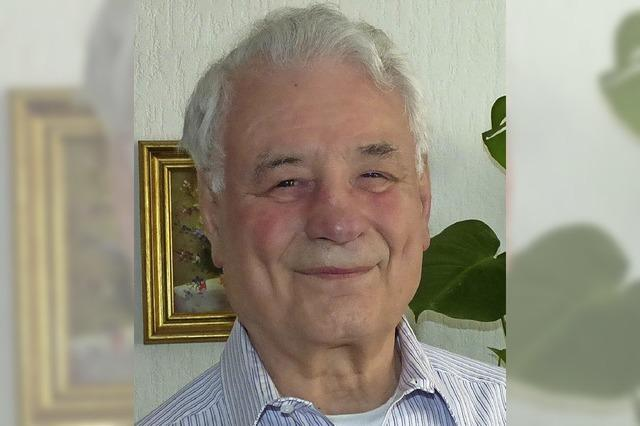 Udo Vaini wurde 80 Jahre alt
