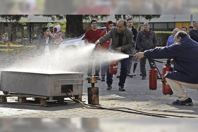 Wenn Brandschutz plötzlich wichtig ist