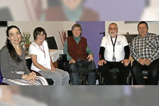 Verständnis für das Leben im Rollstuhl wecken