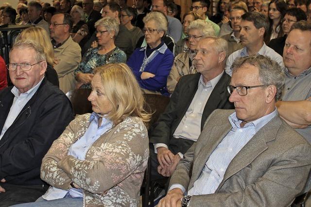 Gottenheim will langfristig nutzbares Asylquartier