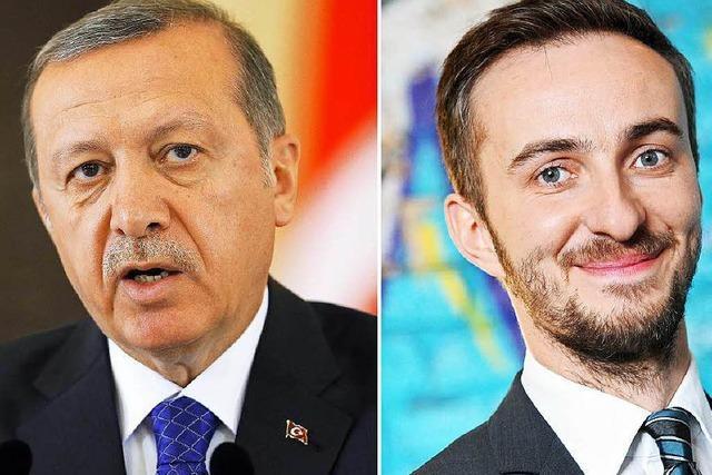 Böhmermann vs. Erdogan: Wortlaut und Kontext des gelöschten Gedichts