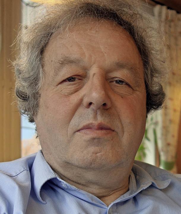 Werner Feederle wird als kommissarisch...kenverein bis Ende des Jahres leiten.     Foto: Andreas Mahler