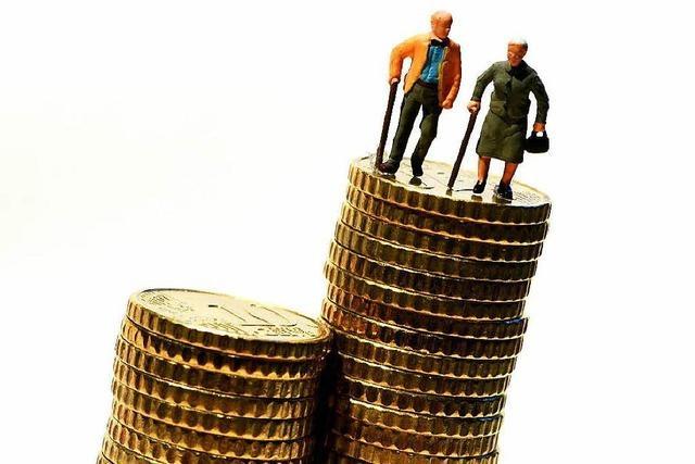 Regierung kündigt eine Rentenreform an – Wer bezahlt das?