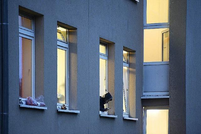 Flüchtlinge auf Wohnungssuche