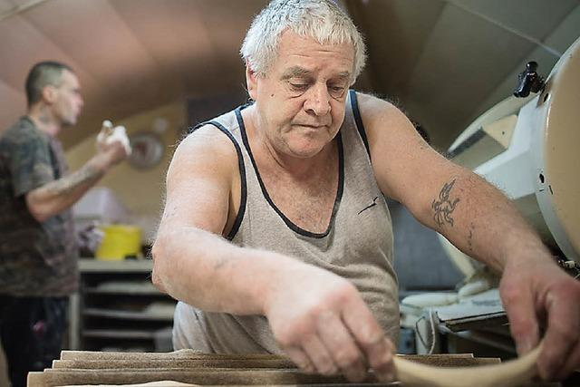 Obdachloser kauft Bäckerei für einen Euro