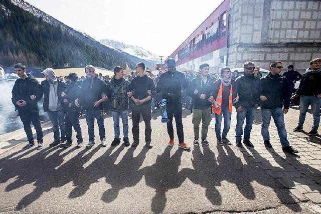 Wien baut Grenzanlage am Brenner – Italiener verärgert