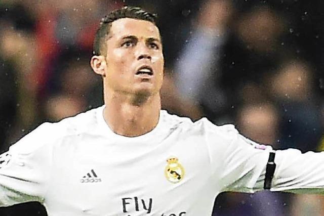 3:0 – Ronaldo zerstört Wolfsburgs Traum vom Halbfinale