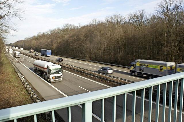 Autobahn und Bahntrasse parallel ausbauen