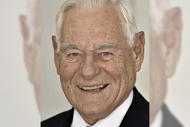BZ-Fragen: Erich Wittner, Priester und Dompfarrer im Ruhestand