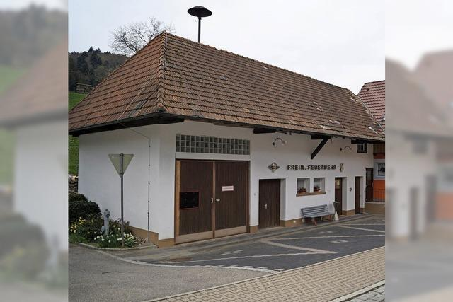 Schweighofs Feuerwehrhaus wird umgebaut