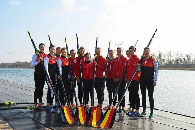 Nationalmannschaften trainieren in Breisach