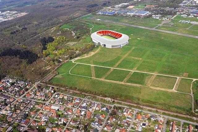Neue Kostenschätzung bestätigt: SC-Stadion für 70 Millionen Euro machbar