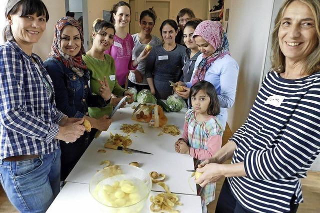 Kochen bringt Menschen zusammen