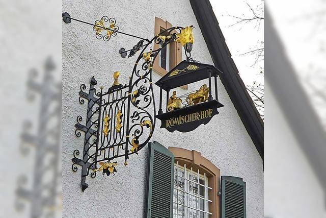 Gasthaus Römischer Hof ist trotz Käufersuche weiter geöffnet
