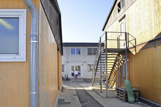 Wohnraum für Flüchtlinge