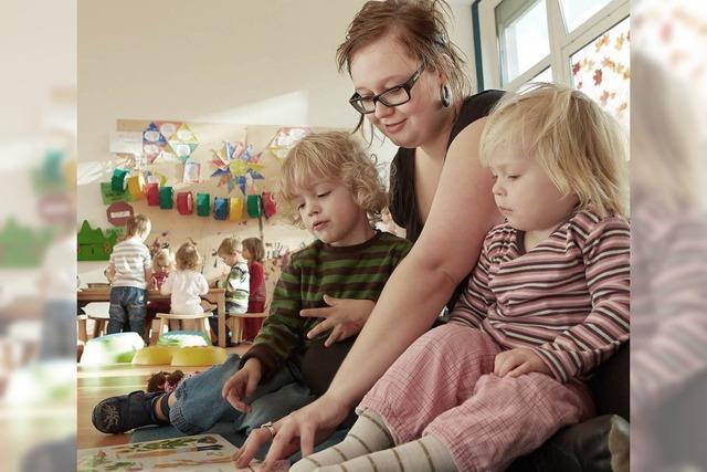 Variable Kinderbetreuung