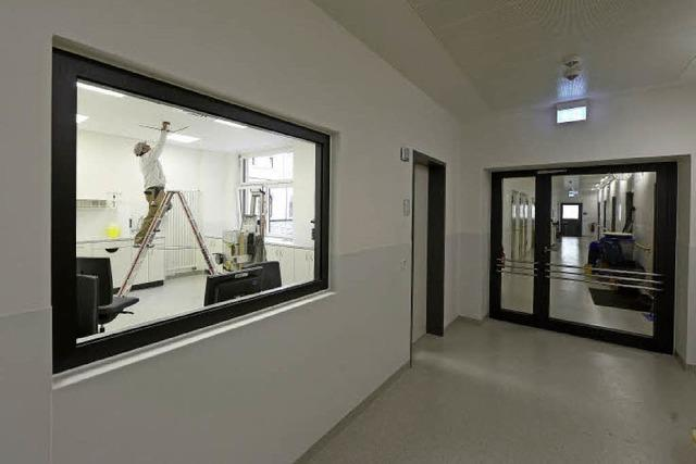 Josefskrankenhaus eröffnet erste Station für interdisziplinäre Altersmedizin in der Region