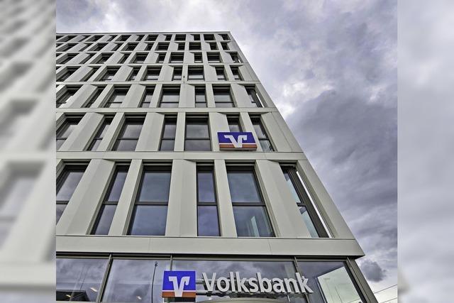 Die Volksbank eröffnet eine neue Filiale in den Westerkaden - anderswo in der Stadt werden Schließungen folgen