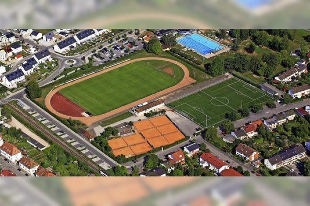 Sportstätten: BI spielt Bürgern Ball zu