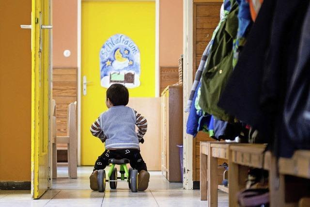 Sechs neue Plätze in den Kindergärten