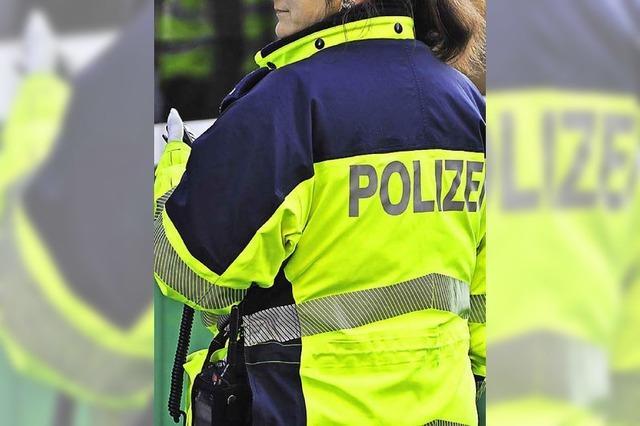 Zehn Millionen für effizientere Polizei
