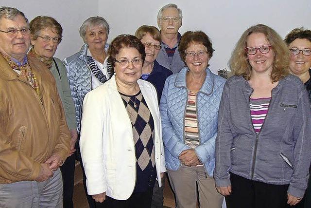 Pfarreien gründen Besucherdienst