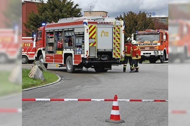 Mann von Lkw überrollt und getötet