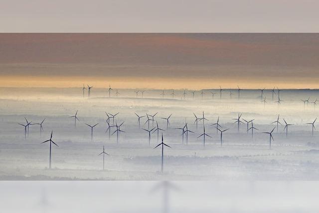 Es gibt zu viele Windräder, findet die CDU
