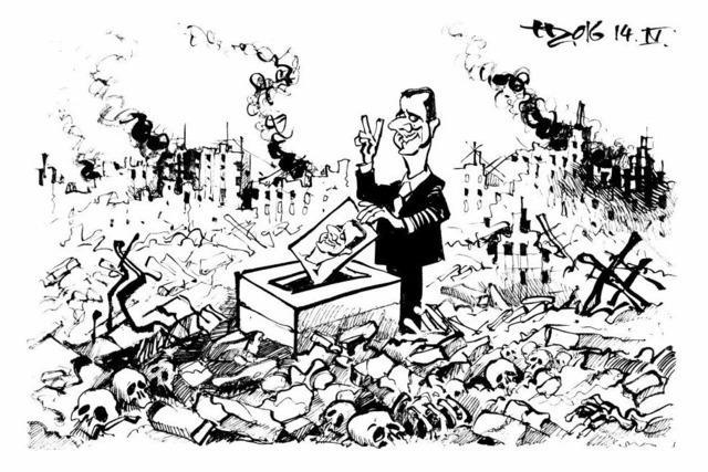 Syrien wählt!