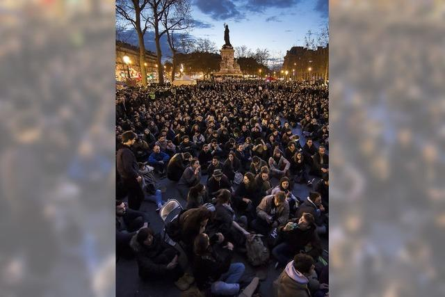 In Paris schlägt die Stunde null