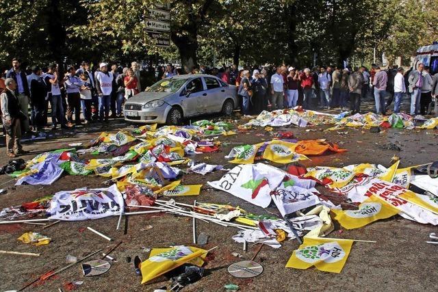 Türkische Behörden hatten wohl Hinweise auf Anschlag