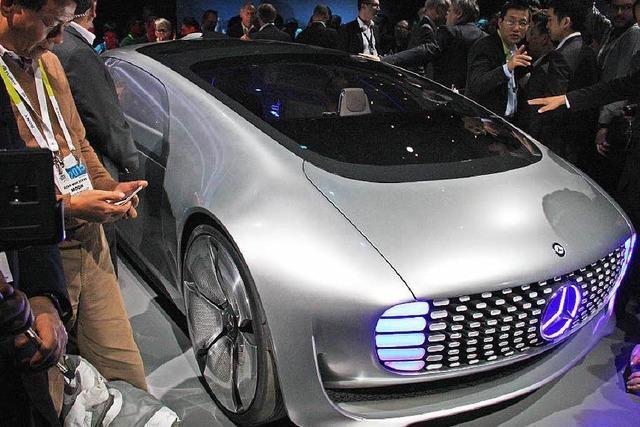Selbstfahrende Autos: Ein bisschen mehr Macht für den Computer
