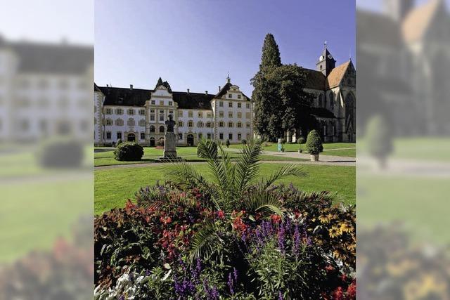 Lustwandeln in des Königs Schlossgarten