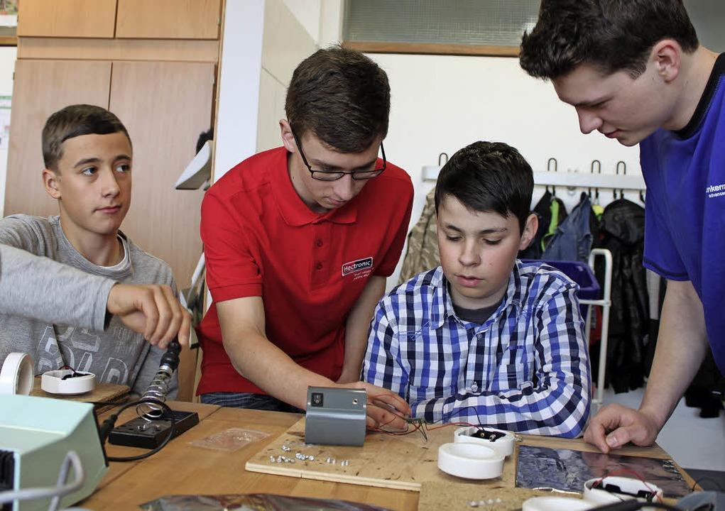 Beat-Boxen lassen Schülerherzen im Unterricht höher schlagen ...