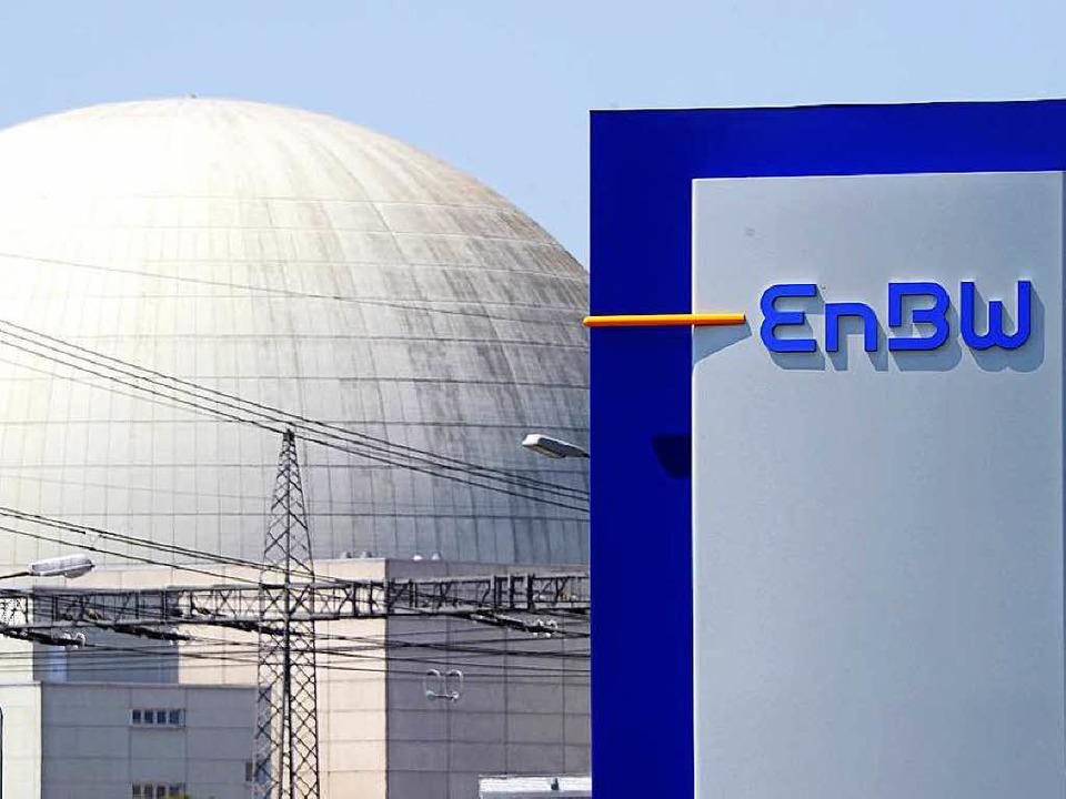Im Atomkraftwerk Philippsburg wurden S...ts protokolliert, die nie stattfanden.  | Foto: dpa