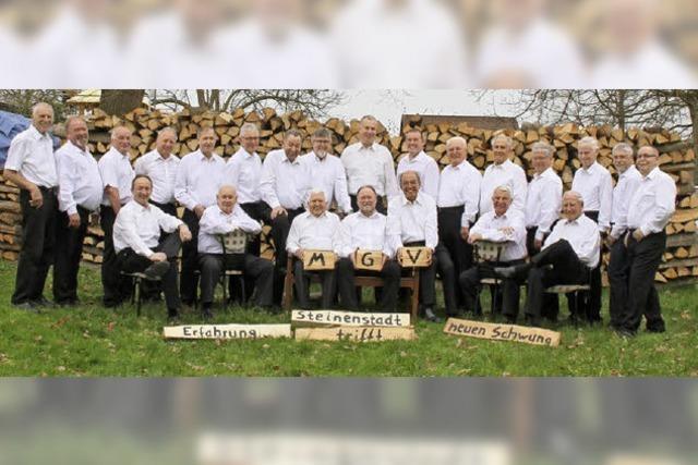 Männergesangverein Steinenstadt in Steinenstadt