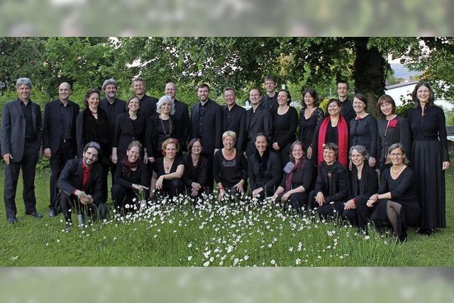 John Sheppard Ensemble in Teningen