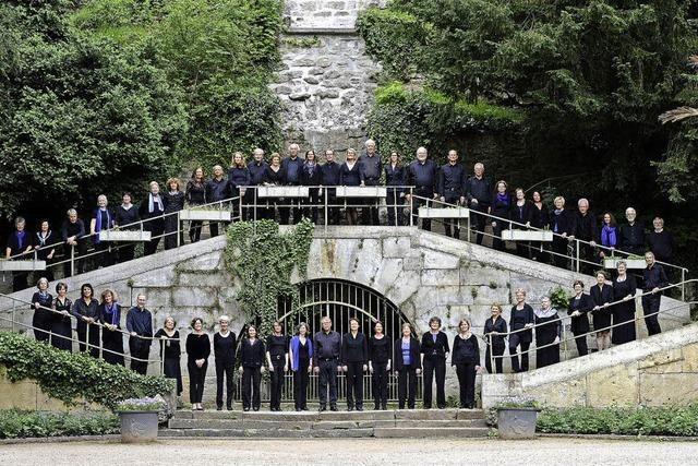 Motettenchor, Solisten und Orchester mit Mendelssohn-Bartholdys