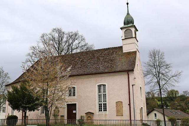 Margarethen-Kapelle kann vorerst nicht mehr genutzt werden