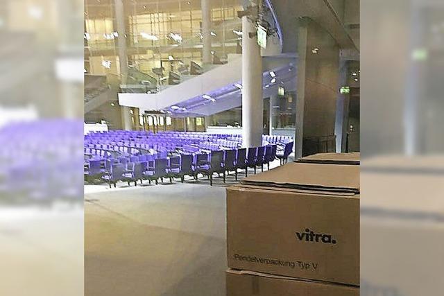 Großauftrag für Vitra aus dem Bundestag