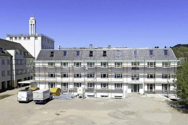 Baubürgermeister Haag lobt den Gestaltungsbeirat